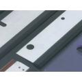 """Lame e Racle di lavaggio per rulli inchiostratori : Per Heidelberg SPEEDMASTER/PRINTMASTER 74 """"Special"""", double row of holes."""