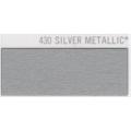 poli-flex premium 430 silver metallic