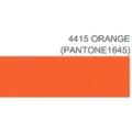Poli-Flex Sport 4415 Orange - Pantone 1645