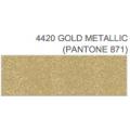 Poli-Flex Sport 4420 Gold Metallic - Pantone 871