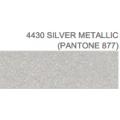 Poli-Flex Sport 4430 Silver Metallic - Pantone 877