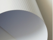 banner in PVC 500gr. opaco