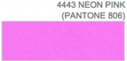 Poli-Flex Sport 4443 Neon Pink - Pantone 806