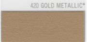 poli-flex premium 420 gold metallic